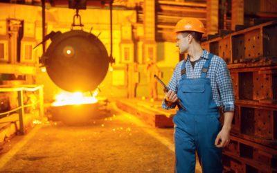 Metalúrgicas: medidas para evitar o risco de explosões